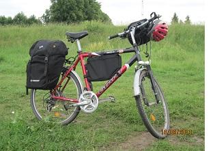 rower zmniejszony